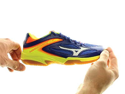 Mizuno Wave Lightning Z3 Jr V1GD...